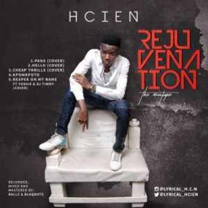 Hcien - Cheap thrills (cover)